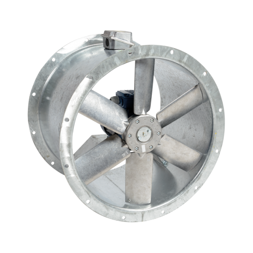 Cased Axial Fans